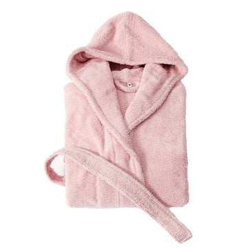 Bathrobe - Stella Pink
