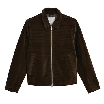 AW20 Jacket Connor Cord Coffee