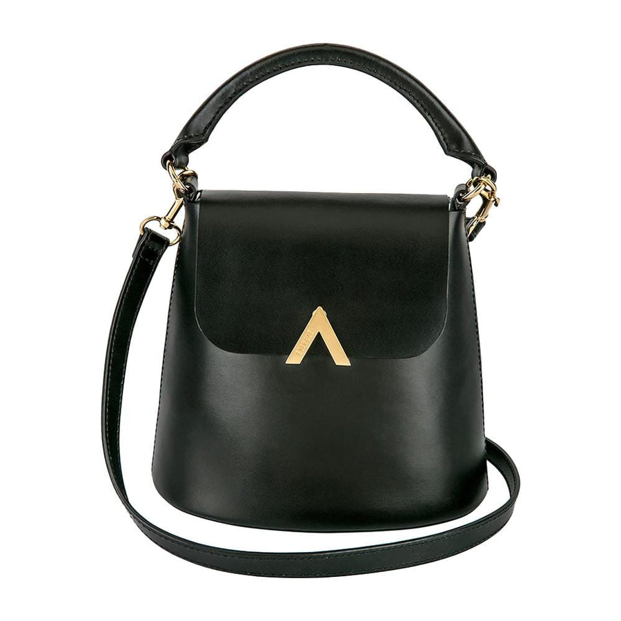 Bell Shoulder Bag Black
