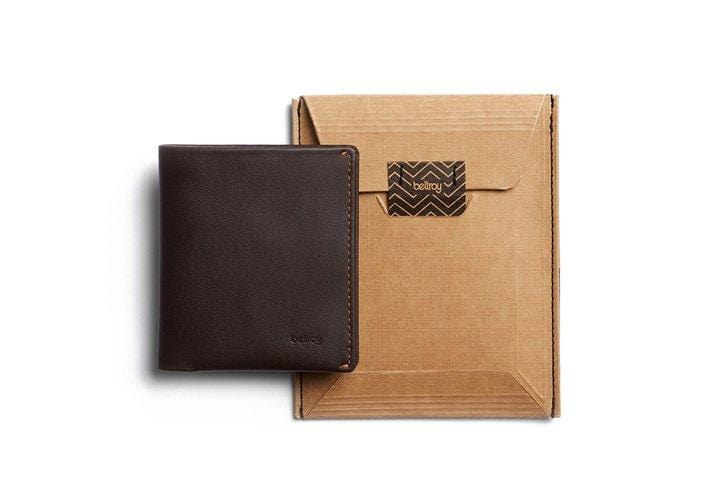 Note Sleeve Wallet JavaCar RFID