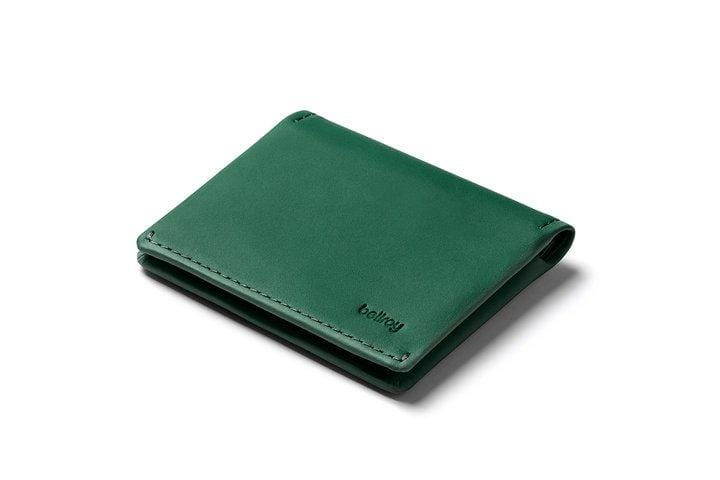 Slim Sleeve Wallet - RacingGreen