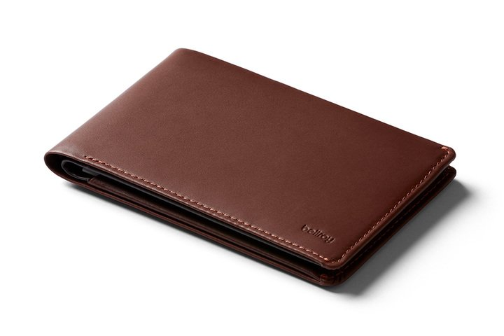 Travel Wallet RFID - Cocoa