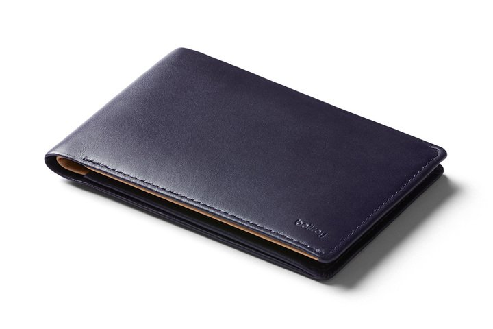 Travel Wallet - Navy - RFID