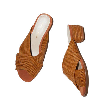 Shoes Bertha Cognac