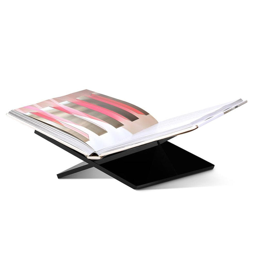 A Bookstand Black