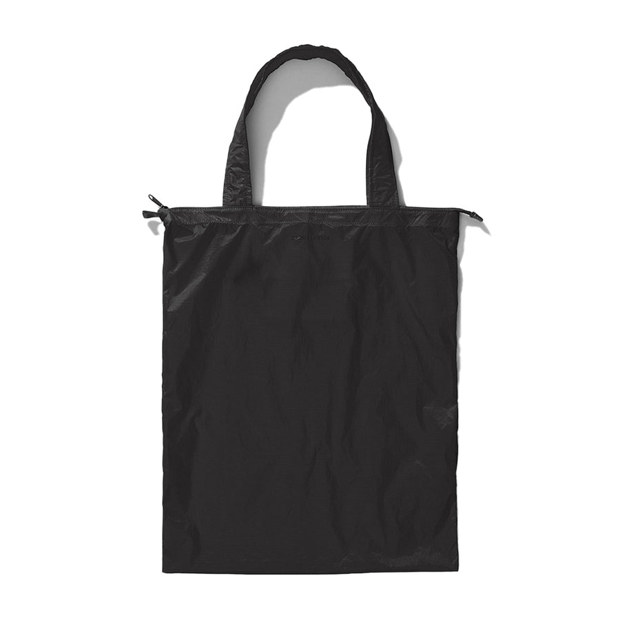 Packable Tote Black OS