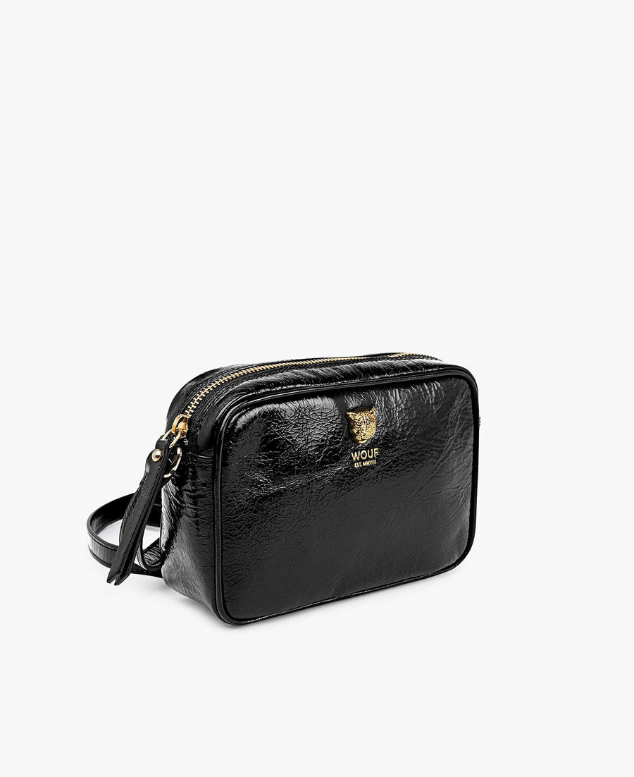 Black Tiger Camera Bag