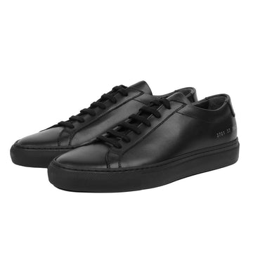 Original Achilles Low Black (women)