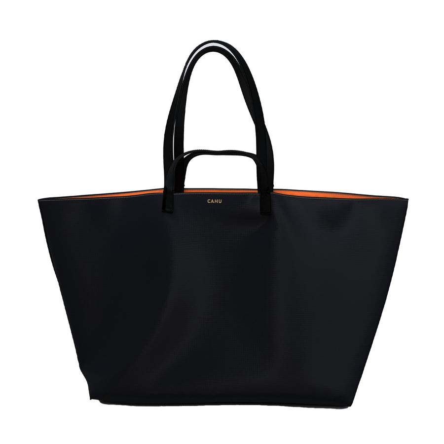 Le Petit Pratique - Black/Orange M