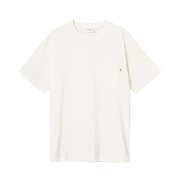 Bobby Pocket T-Shirt Off-White