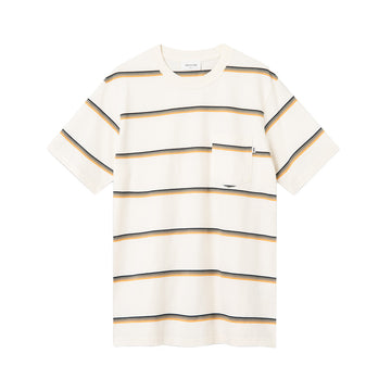 Bobby Stripe T-Shirt Off-White Stripes