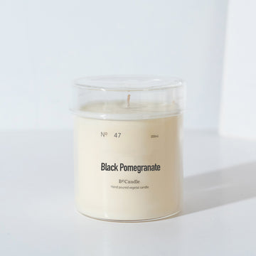 Scented Candle Black Pomegranate 200ml