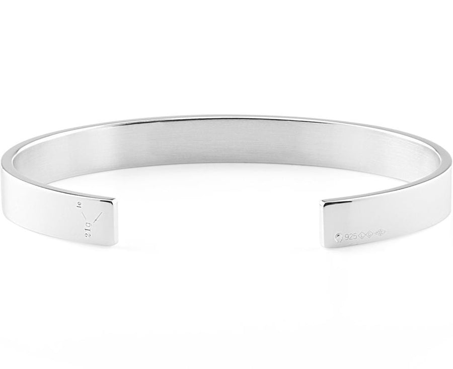 Bracelet 21g - slick polished - Silver 925