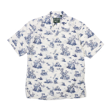 SS Camp Shirt Etoile Blue