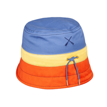 Lamp Bucket Hat Panels Multicolor