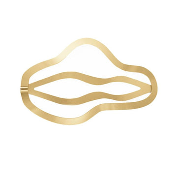 Simone Hairpin (Gold Plated)