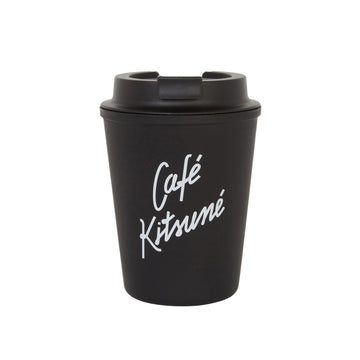 Cafe Kitsune Coffee Tumbler Black U