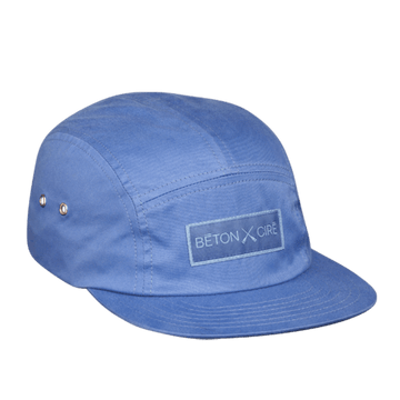5 Panels Cap Panels Pale blue