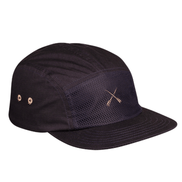 5 Panels Cap Discovery Navy