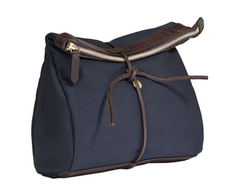 Mismo MS Carry Navy / Dark Brown