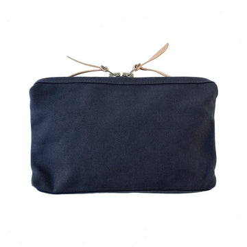 Carry Goods Organizer Pouch Small Navy