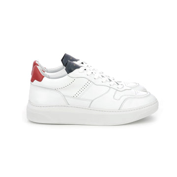 Low Sneakers Cayma Red