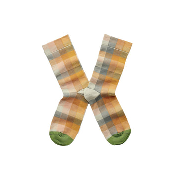 Socks Soleil Carreaux Multico (women)