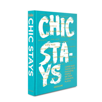 Book: Chic Stays