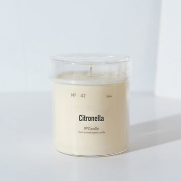 Scented Candle Citronella 200ml