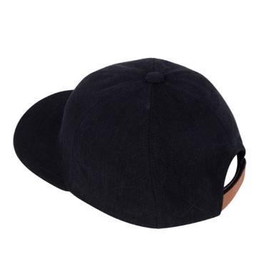 CITY CAP TIMELESS BLACK DENIM