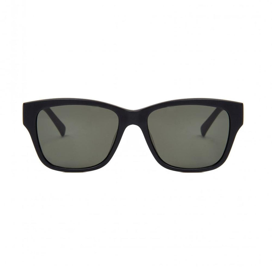 CLARA Sunglasses Matt Black OS (Unisex)