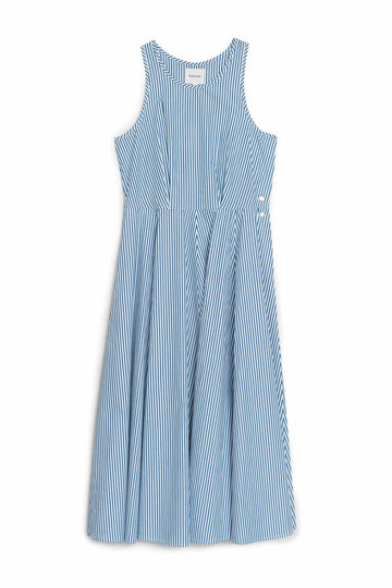 Claude Dress Stripe