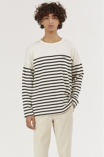 Cool Sailor LS Amour Ivory Black