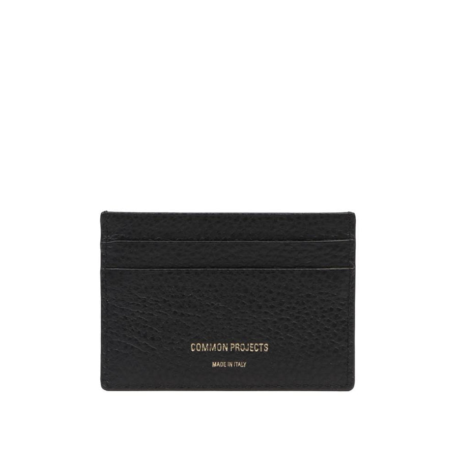 Multi Card Holder 9177 Black Textured