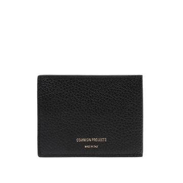 Standard Wallet 9175 Black Textured