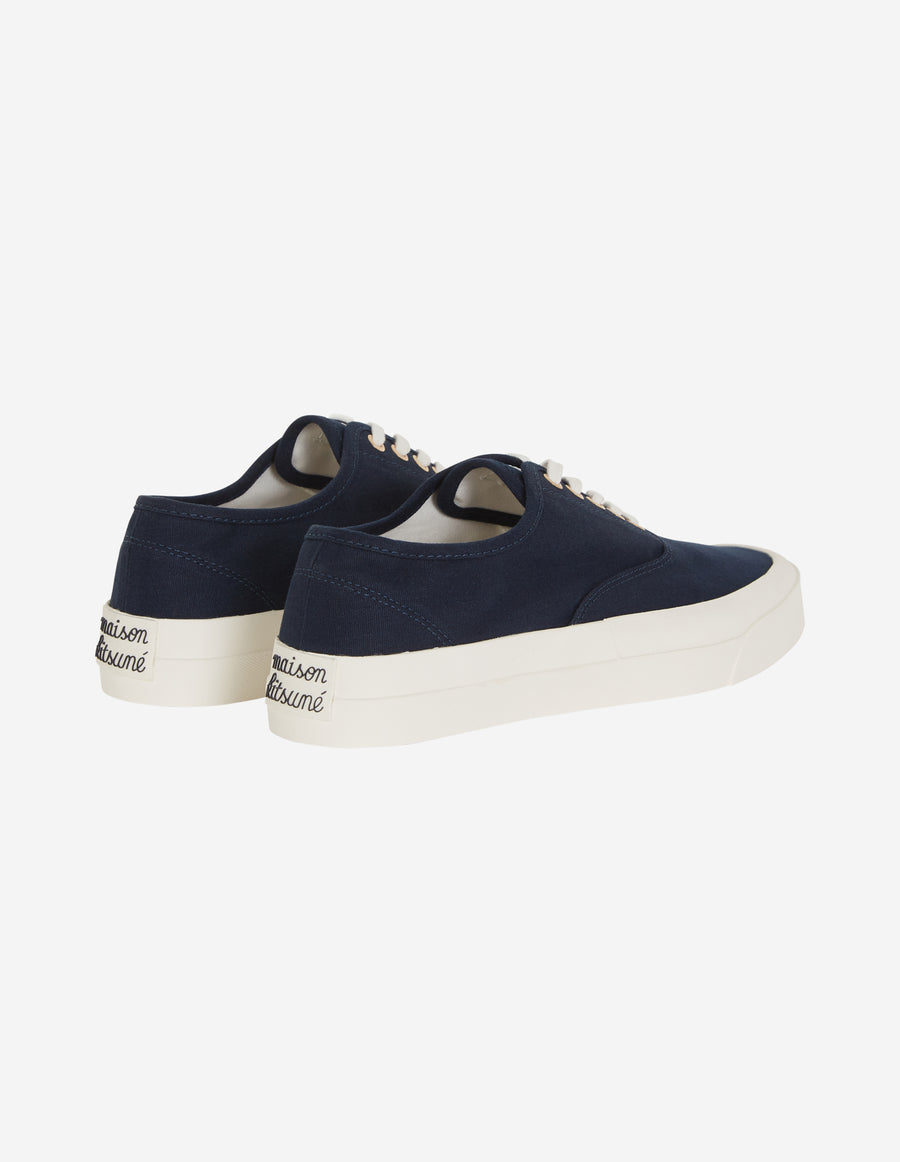 Sneaker Canvas Laced Navy