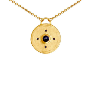Daena Necklace Gold