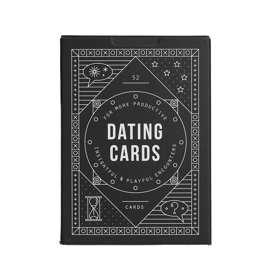 Card Game: Dating Cards