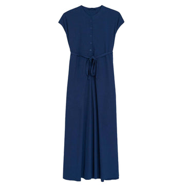 Day Dress Dark Blue