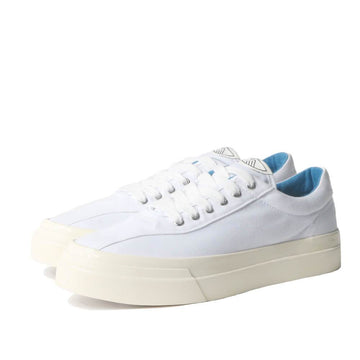 Dellow Canvas White Blue (men)