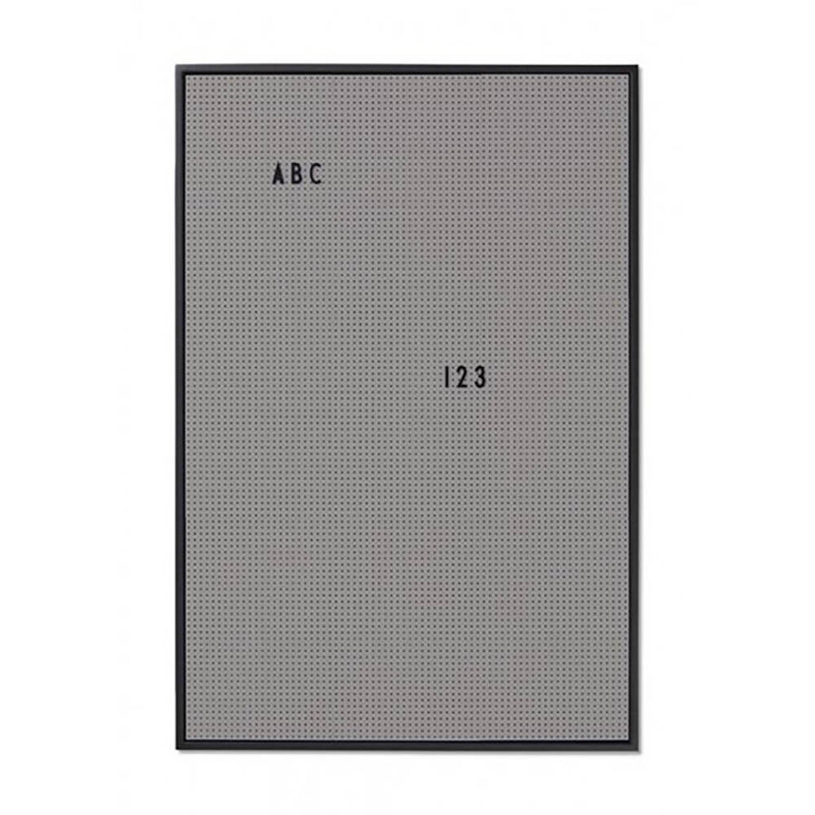 Message Board A2 Grey