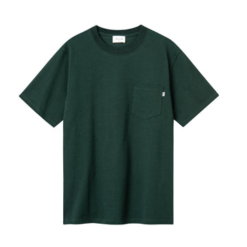 Bobby Pocket T-Shirt Dark Green