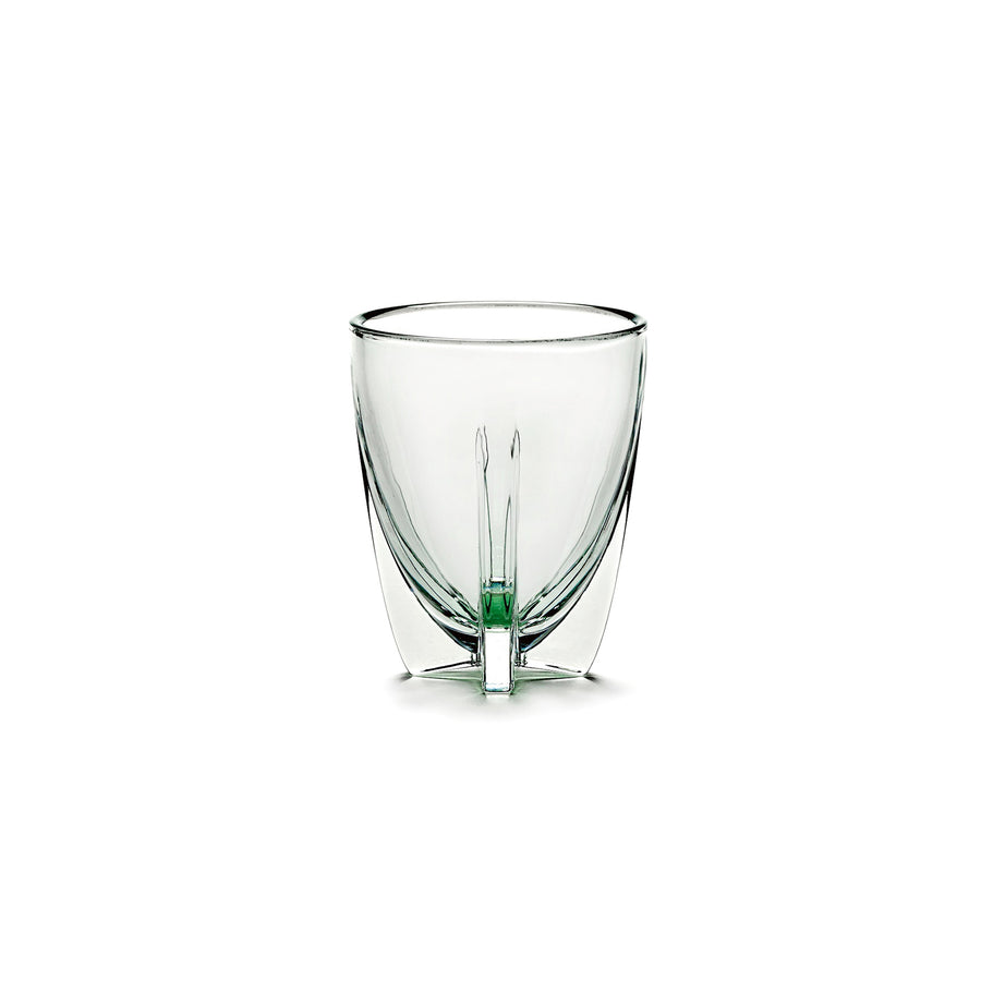 Universal Glass Low 15cl Dora Light Green