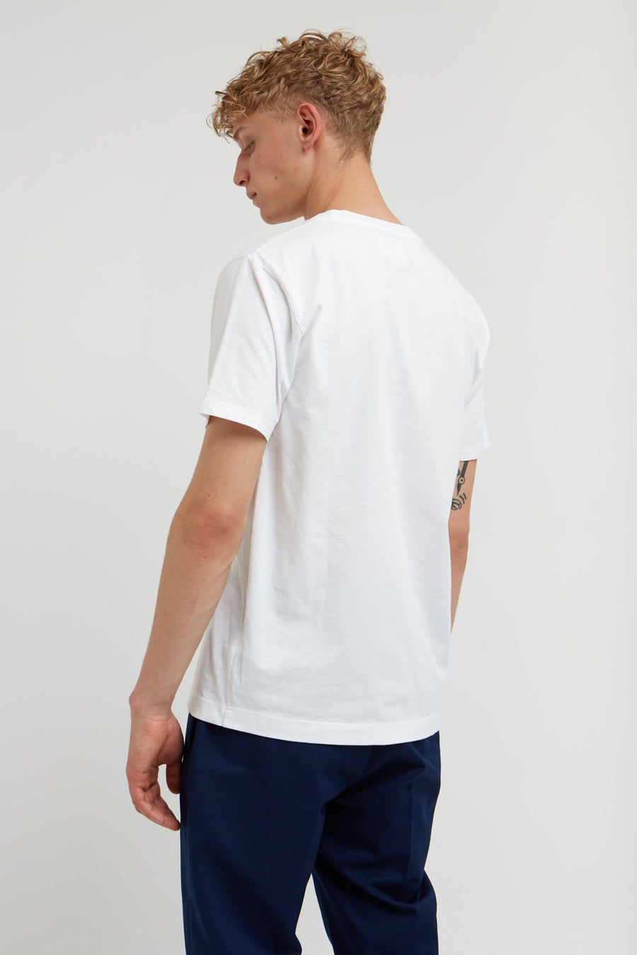 Ace T-Shirt Bright White