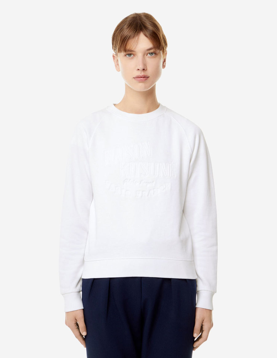 Sweatshirt Palais Royal White (Women)