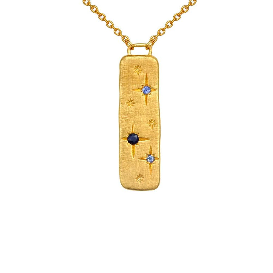 Elektra Necklace Gold
