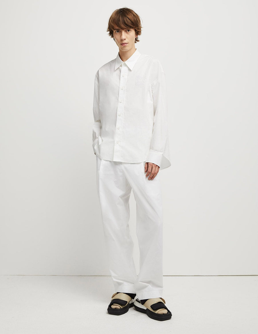 Shirt Casual White (Men)