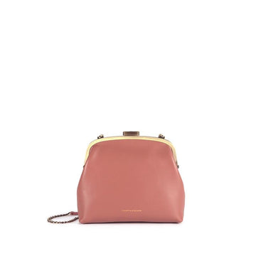 Emma Mini The retro pouch Smoked Pink