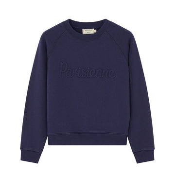 Sweatshirt Parisienne Navy (Women)