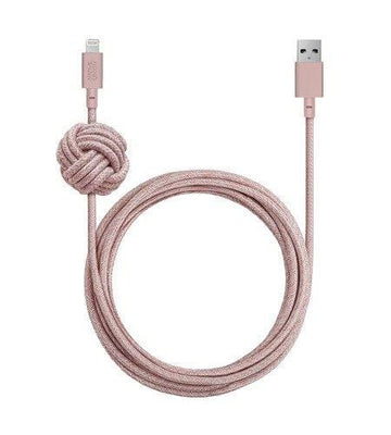 night cable lightning rose (3m)